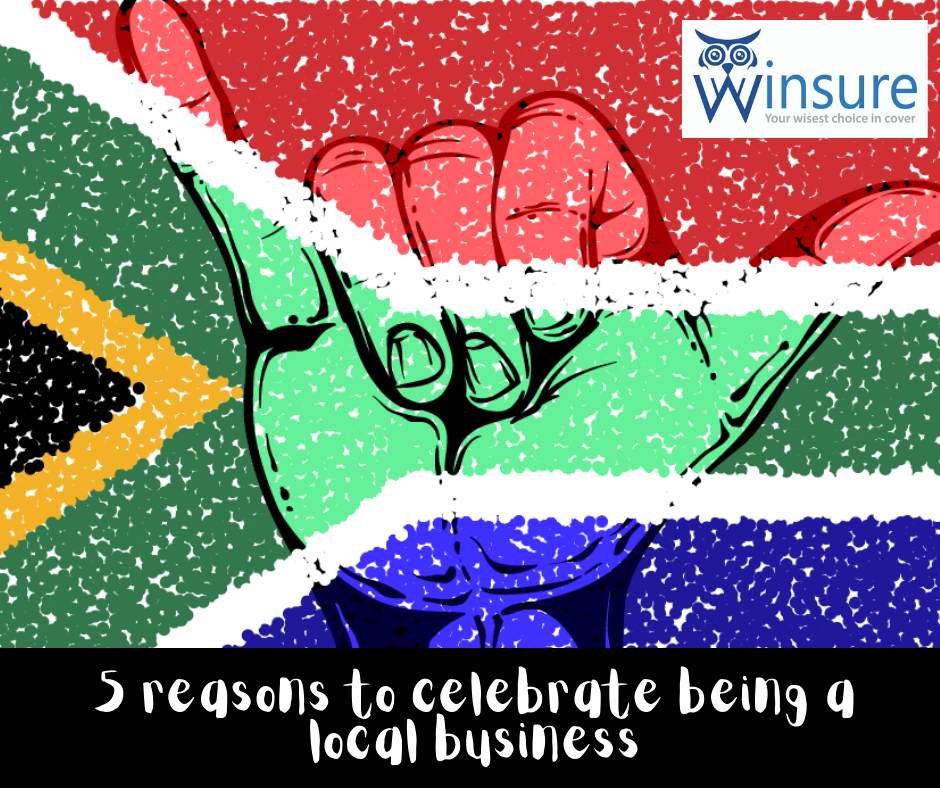 5 Reasons to celebrate being a local business